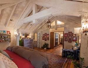 Maison Rustique Lintrieur En Bois Et Ambiance Bien
