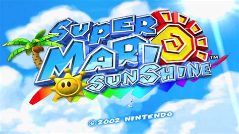 Delfino Plaza Super Mario Sunshine Youtube