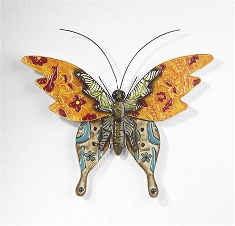 blech bild schmetterling gecko libelle eidechse wand deko wandschmuck metall ebay