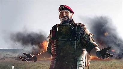 Siege Rainbow Six Maestro 4k Tom Clancys