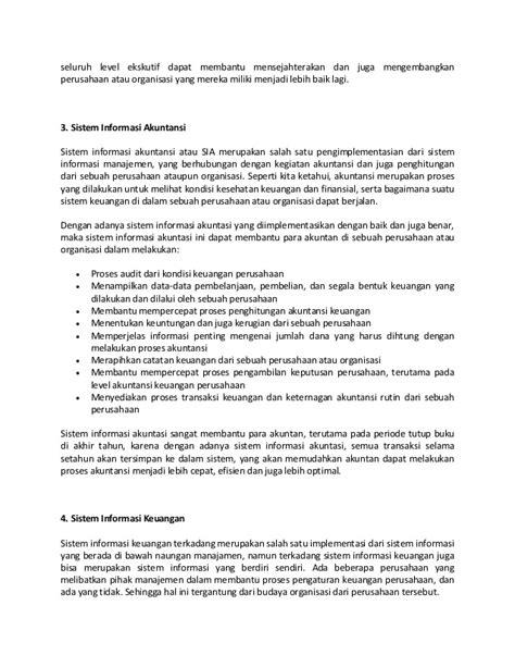 SI & PI, Priscilla M. Adeline K., Hapzi Ali, Sistem