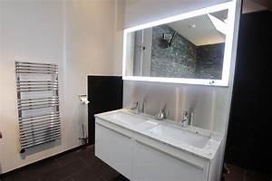 Chauffage Infrarouge Salle De Bain : salle de bain chez particulier jou plomberie chauffage ~ Dailycaller-alerts.com Idées de Décoration