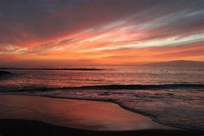 Sunset Beach Wallpapers Nature Fanabe Code