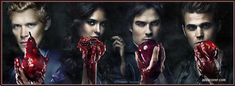 vampire diaries facebook covers vampire diaries fb covers