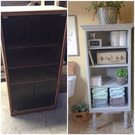 vintage stereo cabinet repurposed upcycled stereo cabinet mf cabinets