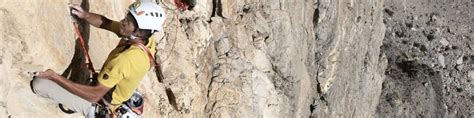 Spots Rock Climb Oman Ruggedly Beautiful
