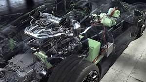 Porsche 918 Spyder Engine Technology
