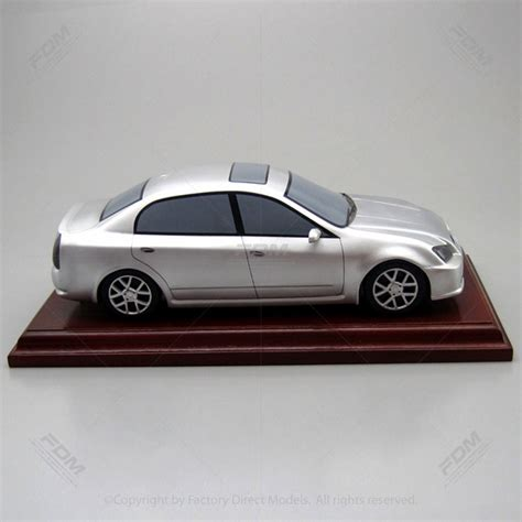 nissan altima scale model car factory direct models