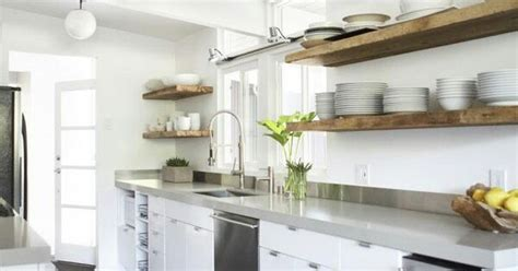 shelves instead of kitchen cabinets open shelving instead of cabinets for the home 7928