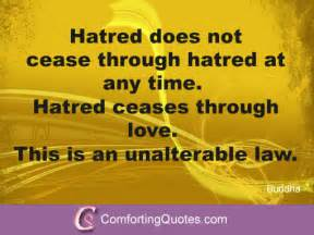 Buddha Quotes On Hate