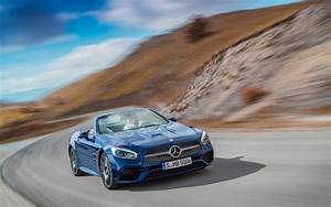 2016 Mercedes Benz SL500 Wallpapers High Quality