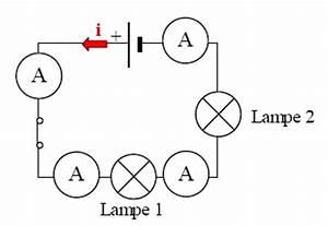 Amperemetre En Serie : sciences physiques au coll ge chapitre 1 l intensit ~ Premium-room.com Idées de Décoration