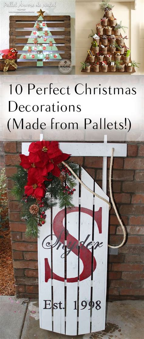 wooden christmas decorations ideas  pinterest