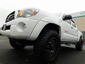 2010 Toyota Tacoma V6 Sr5 Double Cab 4x4    6