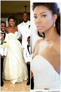 gabrielle union wedding dress gown and dress gallery With gabrielle union wedding dress