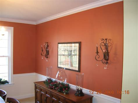 clay color paint sherwin williams cavern clay my dining living room