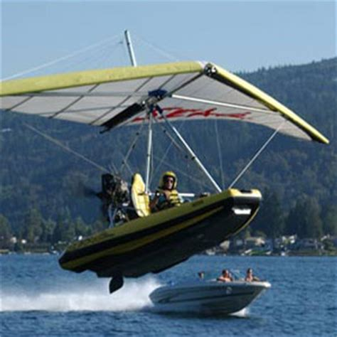 Hang Glider Boat by Whatever Floats Your Boat 29 Watercraft Urbanist