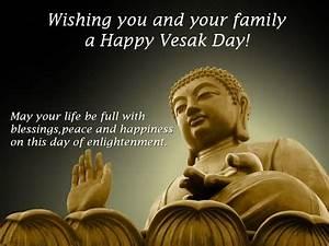 60 Vesak Greeti... Vesak Wishes Quotes