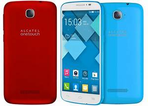 Alcatel One Touch Pop C7 7040A, Características y Especificaciones