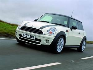 2008 Mini Cooper D Review