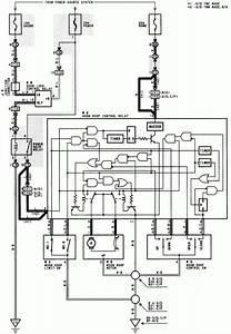 1999 Toyota Corolla Wiring Diagram