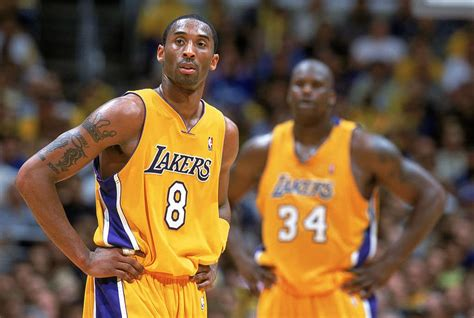 They were the ones without shaq, the. Kobe Bryant: 'It Was Important That I Win Championships' Without Shaquille O'Neal
