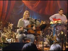 Nirvana Unplugged About a Girl
