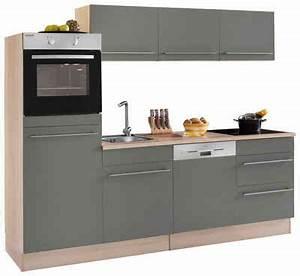Küchenzeile 2 70 M Mit Elektrogeräten : kleine k che mit elektroger ten ~ Bigdaddyawards.com Haus und Dekorationen