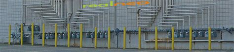 global warming natural gas manifold  mall banner