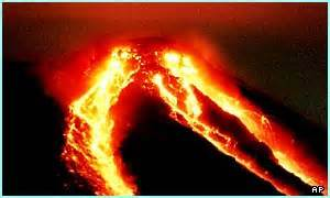 cbbc newsround volcanoes what causes volcanoes