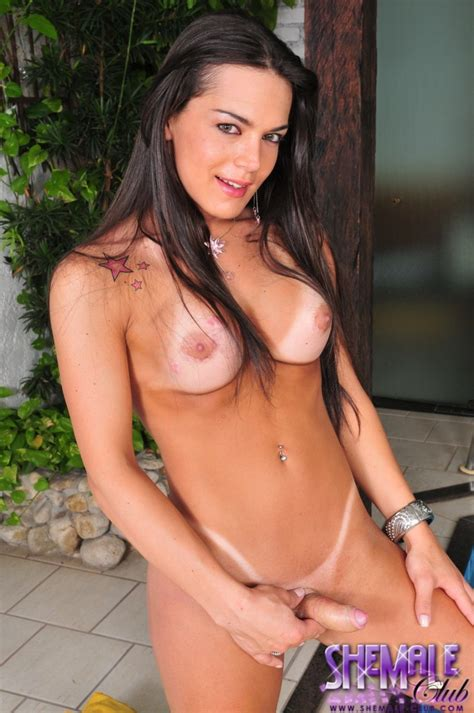 Shemales Brazilian With Tan Lines Wild Xxx Hardcore