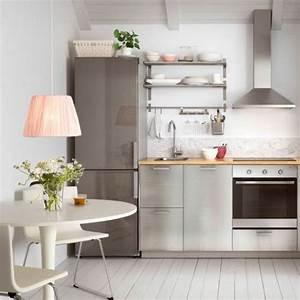 Agencer une petite cuisine kirafes for Agencer une petite cuisine
