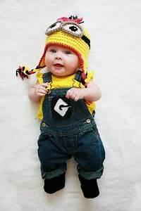 Minion Kostüm Baby : 1000 ideas about minion costumes on pinterest diy minion costume costumes and halloween costumes ~ Frokenaadalensverden.com Haus und Dekorationen