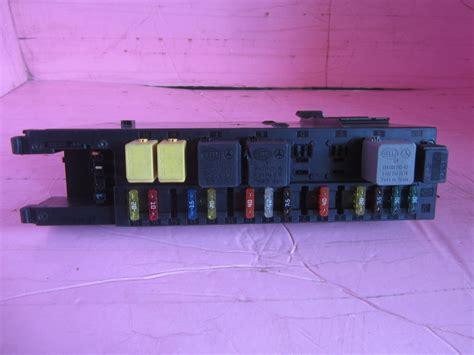 mercedes e320 fuse box 0035450001 used auto parts mercedes used parts bmw