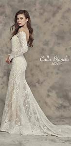 calla blanche fall 2016 bridal collection belle the magazine With calla blanche wedding dress
