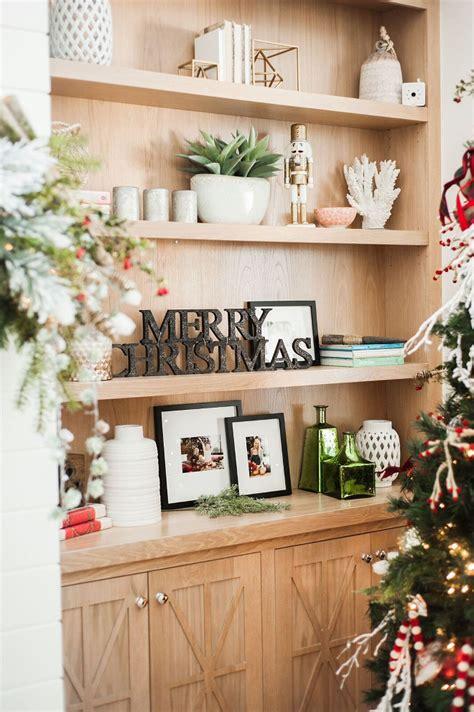 christmas bookshelf decorations psoriasisgurucom