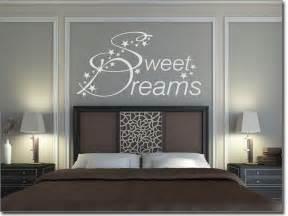 wandtattoos schlafzimmer wandtattoo schlafzimmer sweet dreams wandsticker