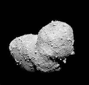 Revealing The Anatomy of Asteroid Itokawa | David Reneke ...