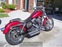 for sale by Private Owner  a 2007 Harley-Davidson - Dyna Street Bob      Harley Davidson Dyna Street Bob Drag Bars