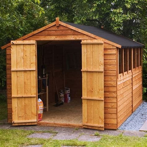 r for shed bibit source access 10 x 6 wooden shed