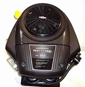 Briggs  U0026 Stratton 24 Hp Professional Series Engine 1 U0026quot  X 3