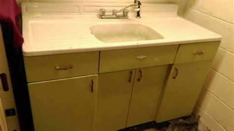 Youngstown Metal Kitchen Sink by Youngstown Kitchens Shop Collectibles Daily