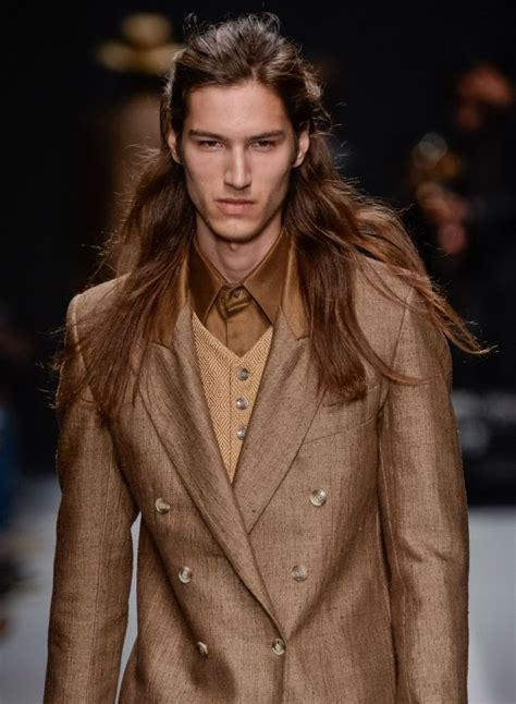 long hairstyles  men improb