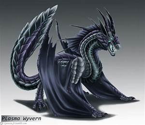 Day 81: Plasma Wyvern by Jadenyte on DeviantArt