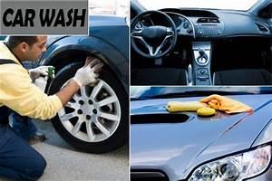 Lavage A Sec : offrez votre v hicule cette s ance de nettoyage in dite ~ Melissatoandfro.com Idées de Décoration