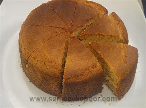 How To Make Eggless Sponge Cake, Recipe By Masterchef