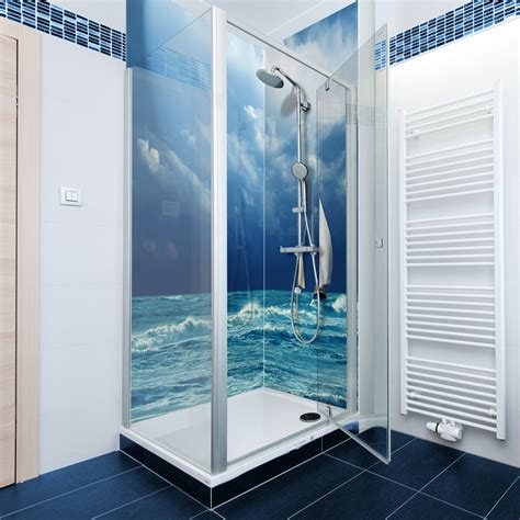 Splashback Panels For Showers by Diamondback Gallery