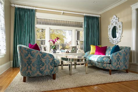 Mor Furniture Living Room Sets by Cozy Glam Living Room Eclectic Living Room