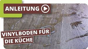 Vinylboden Fliesenoptik Küche : vinylboden f r die k che youtube ~ A.2002-acura-tl-radio.info Haus und Dekorationen