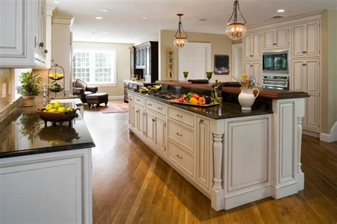 traditional open kitchen floor plans herringbone tile floor kitchen colonial open floor plans